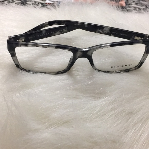 35aa4d830a5 Burberry Accessories - Burberry BE 2108 3533 Grey Optical Glasses